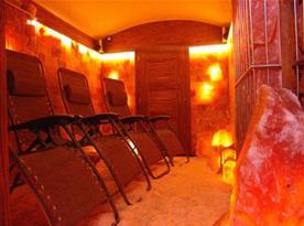 Solná jeskyně pro chvíle relaxace