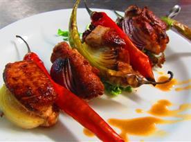Pokrmy moderní gastronomie