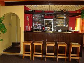 Bar ve vinárně