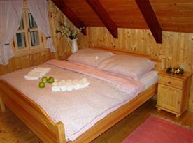 Ložnice u Sněhurky