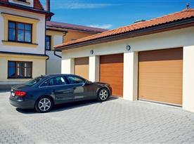 Vila Encore - bezpečný parking
