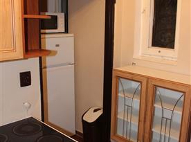 Apartmán B - kuchyňský kout