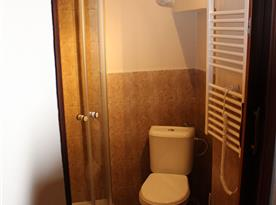 Apartmán B - toaleta