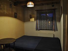 menší pokoj v 1. patře
