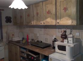 kuchyňka - 1. patro