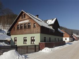 Zimní Maršovka