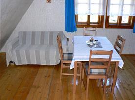 Malý pokoj - 2 lůžka