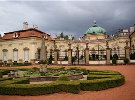 zámek Buchlovice