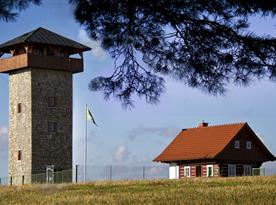 Rozhledna U Borovice