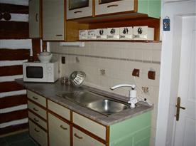 Detail kuchyňského koutu