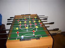 Stolní fotbal