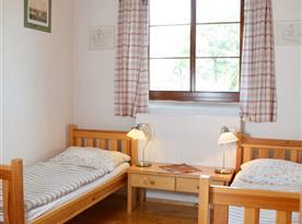 Ložnice 2 apartmán C