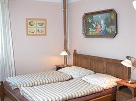 Ložnice apartmán B