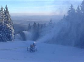 Janské Lázně - ski areál