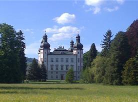 Vrchlabí - zámek