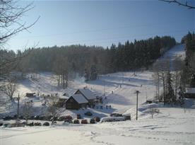 Radvanický vlek pro milovníky lyžování