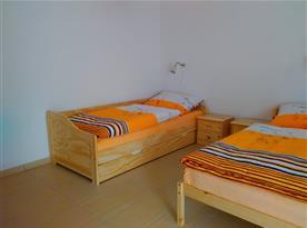 Ložnice C vedle společenské místnosti A - přízemí