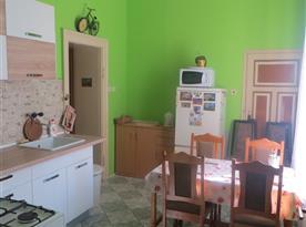 Kuchyňka s posezením