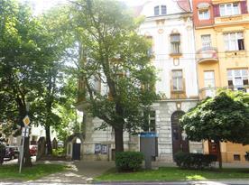 Pohled na dům z ul. Duchcovská