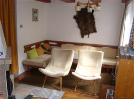 obyvací pokoj - místo pro společný odpočinek