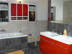 nová koupelna 16m2.
