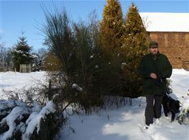 zimní zahrada