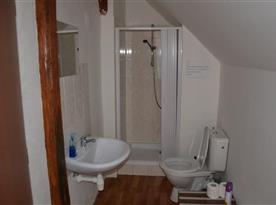 Koupelna na pokoji č. 1