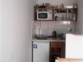 Kuchyňka v pokoji