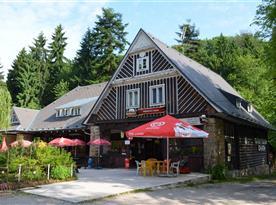 Turistická chata na Prachově