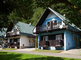 Rekreační domky s apartmány