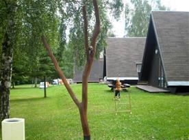 Finské chaty