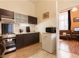 Ložnice / jídlení kout / kuchyňský kout