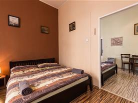 Ložnice / obývací pokoj