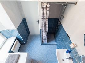 Koupelna se sprchový koutem