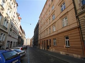 Letohradská ulice