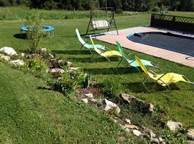Chalupa Hurka holiday home