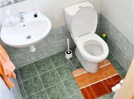 Samostatná toaleta