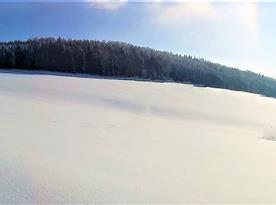 Zima ve Valteřicích