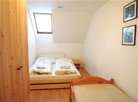 Apartmán se 3 ložnicemi