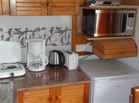 Kuchyňský kout - vybavení