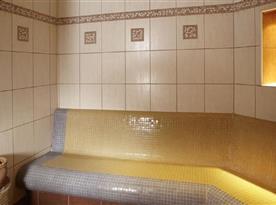 Wellness - parní sauna