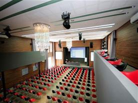 Kongresový sál v hotelu