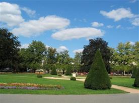 Park u objektu