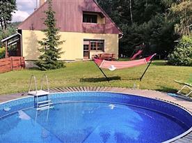 Bazén u objektu