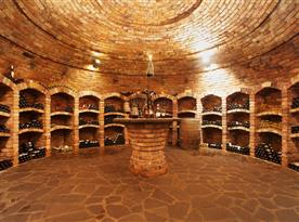 Vinotéka Rotunda s nabídkou vín Slovácké vinařské podoblasti