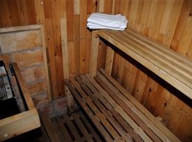 Chata Lucie - sauna