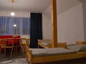 2. NP - apartmán pro 5 osob (SUNRISE)