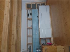 1. NP - obytná kuchyň - Apartmán HOME