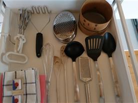 1. NP - Apartmán HOME - kuchyňské vybavení