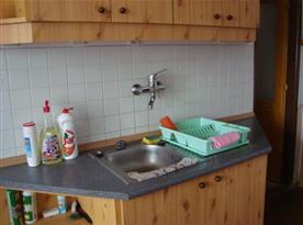 Kuchyně s jídelním koutem